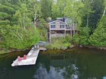 428 / (428) L'Amable Lake Beautiful View!  Family Cottage, 2 Bath / 3 Bedroom with Bunkie