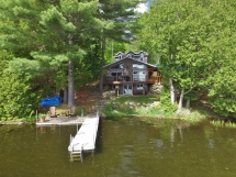 430 / (430) Gunter Lake! Amazing entertaining here, Sleeps 10!