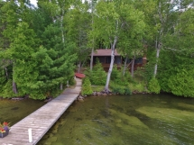 249 / (249) Mayo Lake! Great family cottage and excellent fishing here, Lots of water toys for the Family!