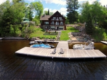 320 / (320) Baptiste Lake Beauty! (Friday-Friday) Spacious cottage with every amenity you need at the cottage, and more!