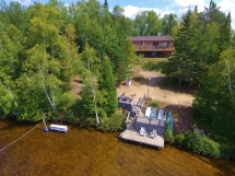 354 / (354) Boulter Lake. Large Cottage, great swimming for your next family vacation...close to Algonquin!
