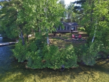 359 / (359) Cashel Lake Cottage… Clean, deep swimming a beautiful family cottage!