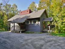 372 / (372) L'Amable Lake. Cottage has an incredible view of the lake. Great for an adventurous person!