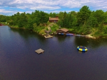 375 / (375) Weslemkoon Lake family cottage! Privacy is awesome and you get sun all day long!