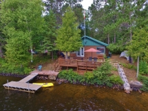 407 / (407) Cute Simple Cottage On A Dead End Road With Lots of Extras! Lake St. Peter.