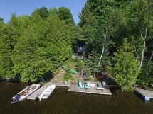408 / (408) Wadsworth Lake South of Bancroft, cozy cottage on a quiet lake!